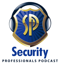 Security Professionals Podcast Logo